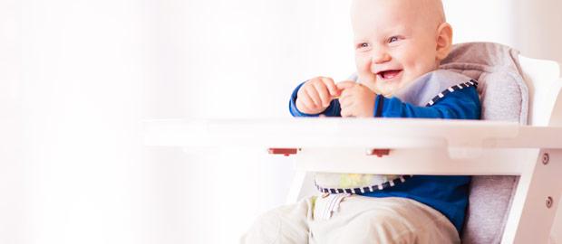 Alimentação do bebê: hora das papinhas e frutas