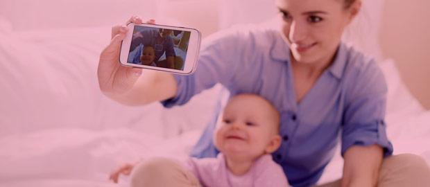 Como fotografar o bebê: Dicas.