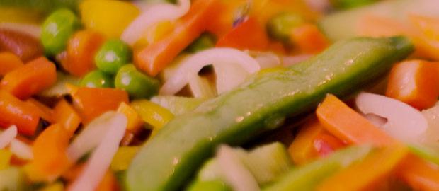 Legumes Assados