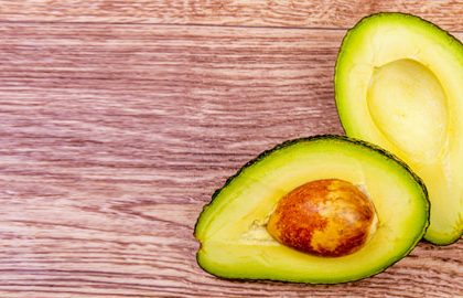 Abacate - rico em vitamina E