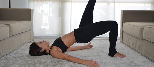Faça exercícios de pilates em casa | Especial Quarentena - por: Cristiane Silveira