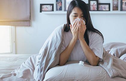 Quem tem rinite faz parte do grupo de risco do coronavírus? - por: Dra. Nathália Mota