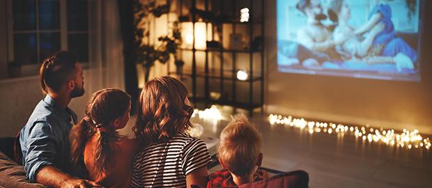 Prepare a pipoca! Dicas de filmes para assistir em família